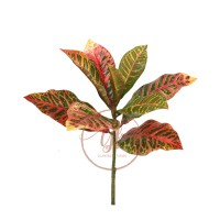 47CM CROTON LEAF SPRAY