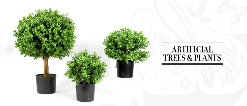 artificial trees plant